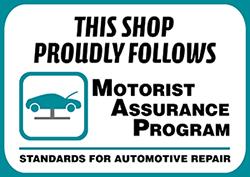 motor assistance program service provider